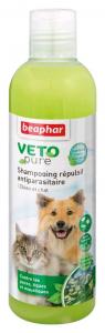 Shampooing répulsif antiparasitaire 250 ml - Beaphar