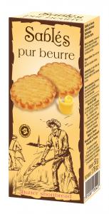 Sablés pur beurre - DV France - 50 g