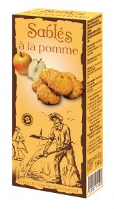 Sablés à la Pomme - DV France - 55 g