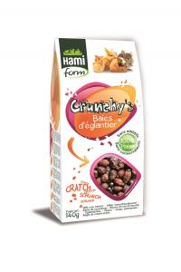 Baies d'églantier - Crunchy's - Hami Form - 140 g