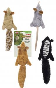 Jouet animaux de la foret - Skinneeez Jumbo
