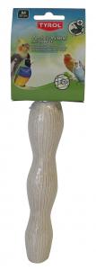 Perchoir minéral pour oiseaux - Tyrol - 22 cm