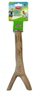 Perchoir en bois pour oiseaux - Tyrol - 20 cm