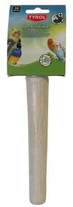 Perchoir minéral pour oiseaux - Tyrol - 20 cm