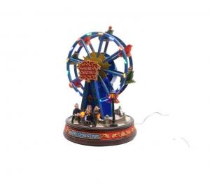 Grande roue - Theme carnaval d'hiver - Musique et mouvement
