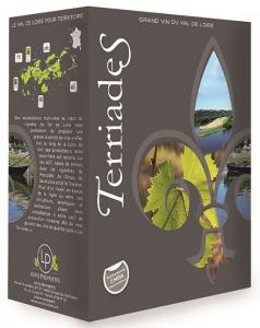 Vin Sauvignon de Loire - Terriades - Blanc - Bag inBox de 5 litres