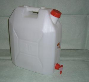 Jerrican avec robinet - 20 L
