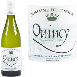 Vin Quincy - Domaine Tonkin - Blanc - 75 cl