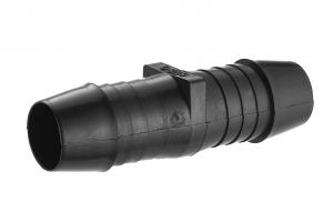 Jonction PTR Noyon & Thiebault - Ø 24 mm - Polyamide - Pour tuyau PE Ø 25