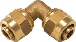 Raccord PER coude compression égal - Noyon & Thiebault - Ø 16 mm