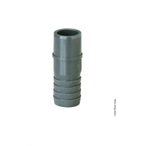 Douille cannelée - GIRPI - PVC - Mâle-Femelle - Ø 40 mm