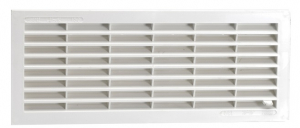 Grille horizontale simple - Girpi - 100 cm²