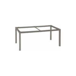 Pied de table - Stern - Aluminium Graphite