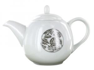 Théière en porcelaine Hildegarde de Bingen - Aromandise - 0.8 L