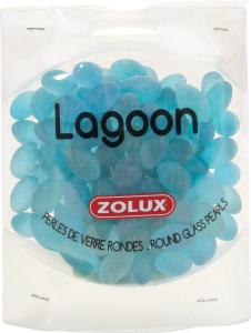 Perles de verre Lagoon 442 g Zolux