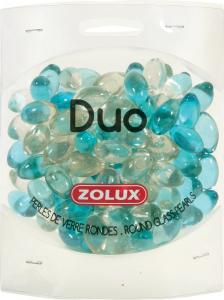 Perles de verre Rondes Duo 472 g - Zolux
