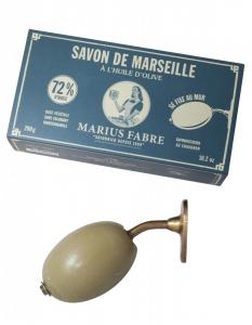 Savon de Marseille & huile d'olive, rotatif - Marius Fabre - 290 g
