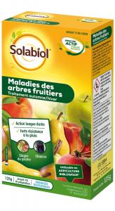 MALADIES DES ARBRES FRUITIERS 125G - SOLABIOL