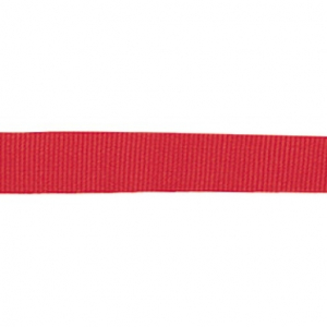 Licol nylon réglable pour grand poney - 22 mm - Rouge