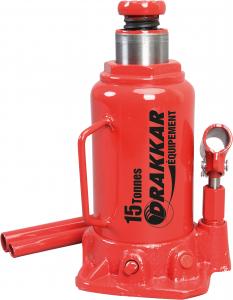 Cric bouteille hydraulique - Drakkar - 15 T