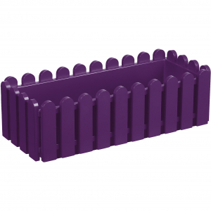 Jardinière violette Landhaus EMSA - 50 x 20 x 16 cm