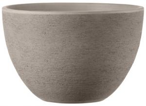 Vase California Primitivo - Deroma - grafite - 34 cm