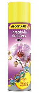 Insecticide Orchidées - Algoflash - 200 ml.
