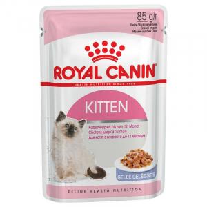 Pâtée en gelée pour chaton - Royal Canin - Kitten - 85 g