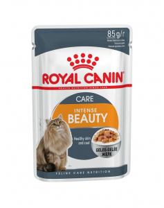 Pâtée en gelée pour chat - Royal Canin - Intense Beauty Care - 85 g
