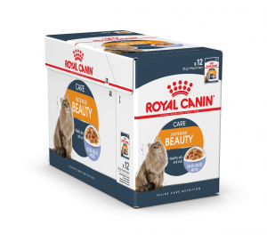 Boîte Intense Beauty Gelée - Royal Canin - 12 x 85 g