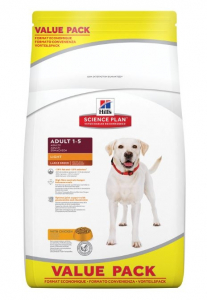 Aliment chien Science Plan Canine Adult Light Large Breed au Poulet - Hill's - 18 Kg
