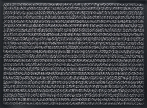 Tapis gramat - Gris - 40 x 60 cm
