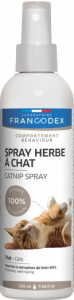 Spray herbe à chat - Francodex - Pour chats et chatons - Spray de 200ml