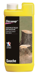 Destructeur de souches Décamp' Radical CREA - Flacon 375 g