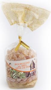 Bourgeons au miel sève de pin - Famille Perronneau - 200 gr