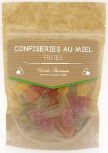 Confiseries frites au miel - Famille Perronneau - 120 gr