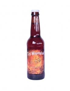 Bière Rousse Tri Martolod - Brasserie Tri Martolod - 5,3° - 33 cl
