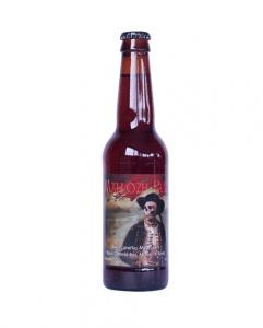 Bière ambrée Mallozh Ruz - Brasserie An Alarc'h - 5,6° - 33 cl