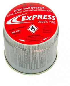 Cartouche sécurisée de gaz Butane 8191 - Express