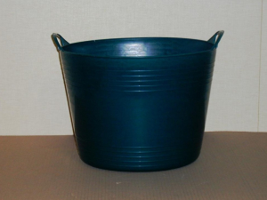Panier souple - 40 L - Vert
