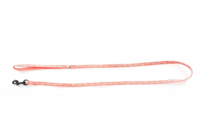 Laisse Fluo Fish - Martin Sellier - 10 mm x 1,2 m - Rose