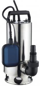 Pompe d'évacuation pour eaux claires et eaux usées - Spido - ECC 190 INOX