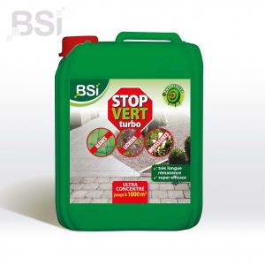 Stop Vert Turbo concentré BSI - Bidon 5 L