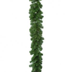 Guirlande imperial 2 plis - 200 branches - Vert - 2,70 m