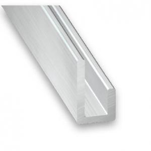 Cimaise aluminium CQFD - 10x20x10x1.5 L 1m