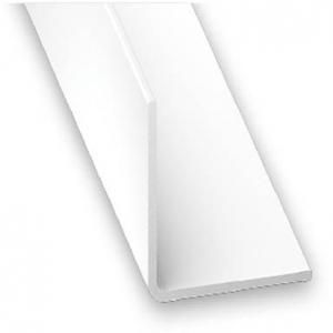 Cornière PVC blanc CQFD - 40x40 L 1m