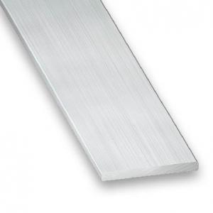 Plat aluminium brut CQFD - 10x2 L 1m