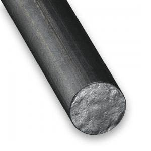 Rond serrurier acier laminé verni CQFD - Ø 8mm L 1m