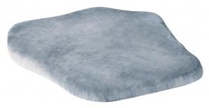 Pas japonais Castel pierre bleue Hairie Grandon 43 x 32 cm