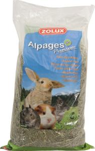 Foin Alpages Premium 1.5 kg pour rongeurs - Zolux